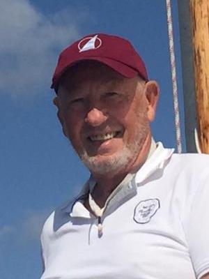 Volker Skipper Hamburg City Sailing